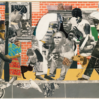 Postcolonial Thoughts: Romare Bearden & Kitsch