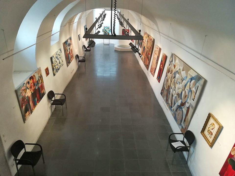 Ausstellung MAXIMILIAN I_Scharf-Minichmair und Zorn_ Foto Zorn