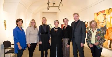 Ausstellungseröffnung MAXIMILIAN I - Stadtmuseum Wels-Minoriten Foto: Florian Keindl