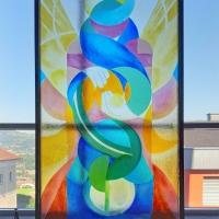 STERNENKINDER – Gestaltung einer Gedenkstelle für stillgeborene Kinder in der Pfarre Dietach